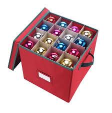 ornament organizer and storage bin home design ideas