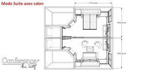 plan chambre d hotel aménagement modulaire de chambres hôtellerie restauration