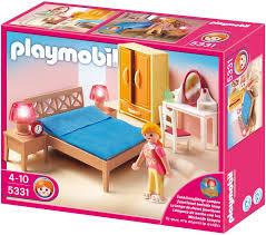 Bilder Schlafzimmer Amazon Amazon De Playmobil 5331 Elternschlafzimmer