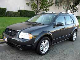 ford crossover 2007 2007 ford freestyle specs and photos strongauto
