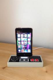 nintendo nes controller ipod touch iphone 4 4s usb charging