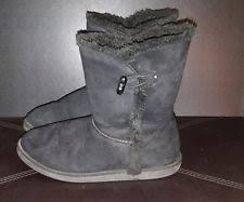 womens size 12 casual boots suede casual airwalk boots for ebay