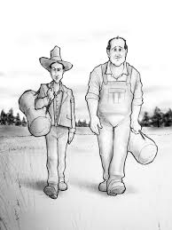 cover lesson u2013 main characters in of mice and men of mice and