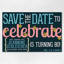 Free Save The Date Cards 70th Birthday Save The Date Cards Blackfloralsavethumb Free