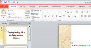 tutorial powerpoint design what is powerpoint learn ms powerpoint 2010 tutorial it computer