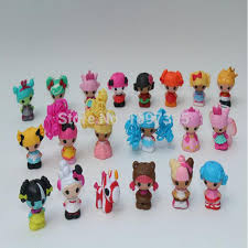 3cm squinkies mini lalaloopsy doll ornaments bulk pendant