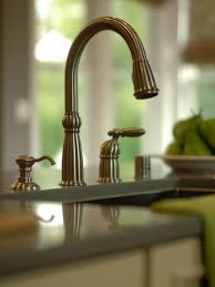 How To Remove An Old Kitchen Faucet Painting Kitchen Countertops Pictures U0026 Ideas From Hgtv Hgtv