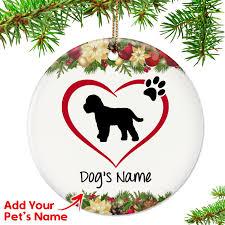 i my cockapoo ornament top pet gifts