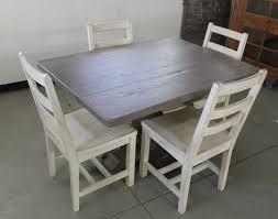 grey wood dining table elegant grey wood kitchen table rajasweetshouston com