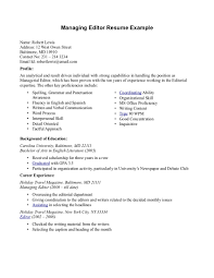 Cosmetology Resume Examples by Photo Editor Resume Sample Resume For Your Job Application