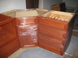 Renovate Your Design A House With Fantastic Cool Corner Sink Base - Sink base kitchen cabinet