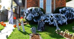 Outdoor Halloween Decorations Make by Scary Outdoor Halloween Decorations Ideas Scary Halloween Yard
