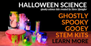 halloween changing background uv color changing beads steve spangler science