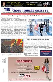 the cross timbers gazette august 2017 the cross timbers gazette