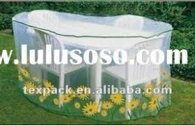 Outdoor Furniture Plastic by Clear Patio Furniture Covers Foter