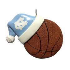 johnny t shirt carolina tar heels ornaments