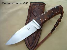 carlton handmade custom knives tanzania knife