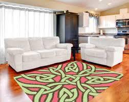 pink purple rug area rug dahlia rug beige gray rug baby