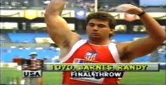 Randy Barnes Ulf Timmerman Ulf Timmerman Olympicgames U0026 European Shot Put