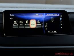 lexus vancouver island 2017 lexus rx infotainment system gallery mobilesyrup