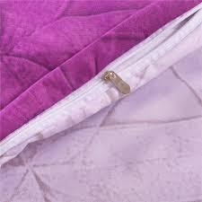 gggggo home 3 4pcs 3d bedding set microfiber fabric duvet cover
