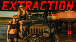 starwood motors jeep white sprintex supercharger equipped jeep jk madness with starwood