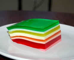 jello salads for thanksgiving rainbow layered jello tasty kitchen a happy recipe community