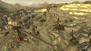 Fallout New Vegas Full Map by Quarry Junction Fallout Wiki Fandom Powered By Wikia