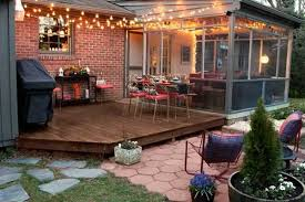 Backyard String Lighting Ideas Backyard String Lighting Ideas Solidaria Garden Media