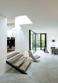 stained concrete floors in floor heat passive solar home smart