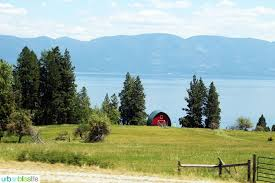 Montana slow travel images Travel bliss flathead lake and where to eat and drink in jpg