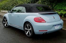 blue volkswagen convertible test drive 2013 volkswagen beetle convertible nikjmiles com