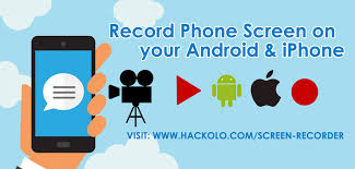 record screen android 5 best apps that can record your android iphone screens hacks