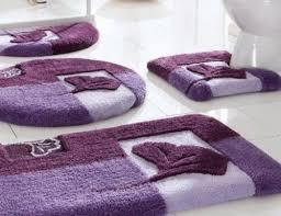 Purple Bathroom Rug Inspiring Purple Bath Rugs With Best 25 Bathroom Rug Sets Ideas On
