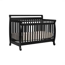 Davinci Emily 4 In 1 Convertible Crib With Toddler Rail Davinci Emily 4 In 1 Convertible Crib With Bed Rails In