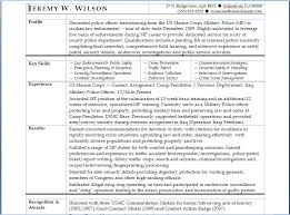Military Police Resume Examples by Military Resume Military Resume2 Military Resume3 Peachy Ideas