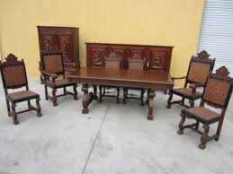 Antique Dining Room Set For Sale Plain Ideas Antique Dining Room Antique Dining Room Furniture For Sale