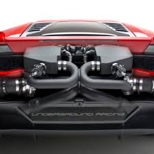 Lamborghini Huracan Back - underground racing teases us with twin turbo lamborghini huracan