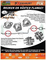 lexus repair singapore fx8053 2 1 2 u0026 034 id universal quickfix exhaust spring bolt