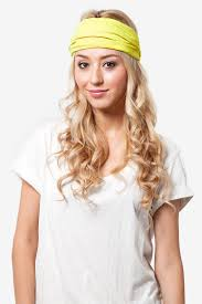 stretchy headbands neon yellow stretchy headband stretch headbands scarves