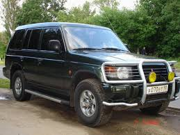 mitsubishi jeep for sale 1996 mitsubishi montero information and photos zombiedrive