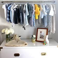 nursery storage ideas for small spaces popsugar moms