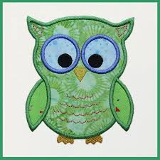 free owl embroidery design by marjorie busby free quilt pattern