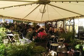 11 london restaurants with a garden british vogue