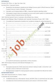 College Student Internship Resume 100 Resume Samples For Students Apply For A Phd How To