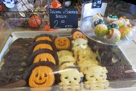 celebrate halloween in italy