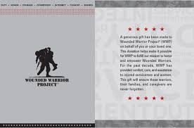 donate to veterans u2013 wounded warrior project