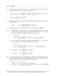 instructor u0027s solution manuals to physics principles with