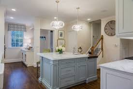 white kitchen cabinets with blue island white kitchen with light blue painted island cabinets