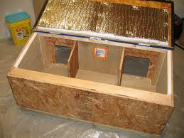 cat house plans insulated animals pinterest cat house plans
